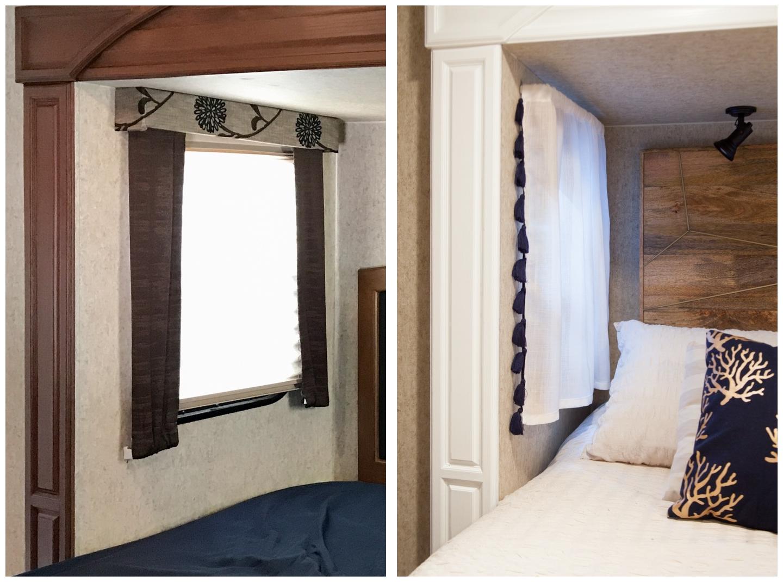 Replacing Rv Window Treatments Kreating Homes
